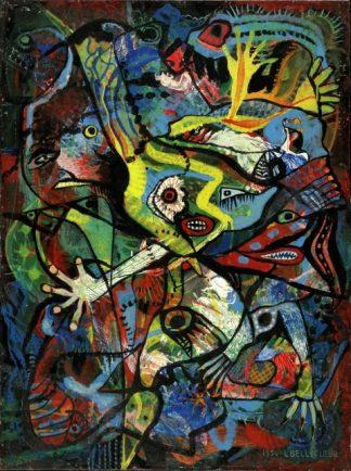 BELLEFLEUR, Léon (1910-2007) *