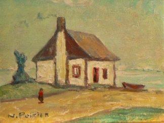 POIRIER, Narcisse (1883-1984) *