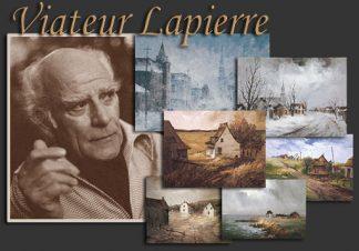 LAPIERRE, Viateur (1917-2007)